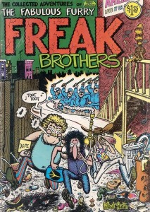 FREAK BROTHERS 01