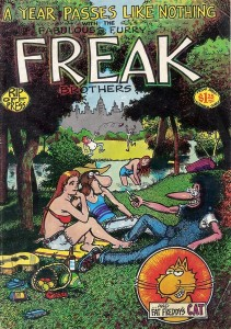 FREAK BROTHERS 3
