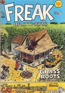 FREAK BROTHERS 05