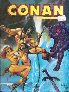 Conan τόμος
