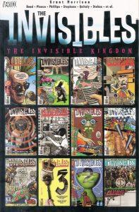 The Invisibles - The Invisible kingdom