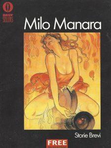 MILO MANARA- STORIE BREVI 1